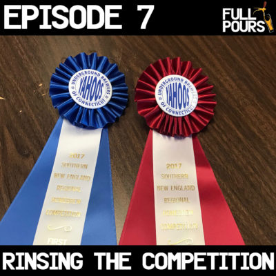 Episode 7 – Rinsing the Competition