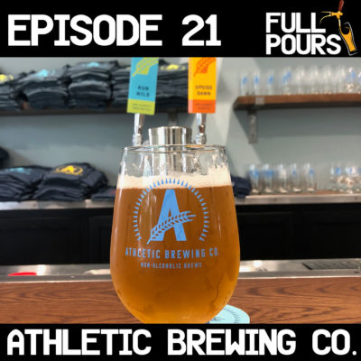 Episode 21 – Athletic Brewing Company