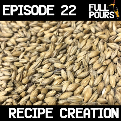 Episode 22 – Recipe Creation