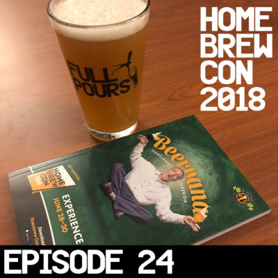 Episode 24 – HomeBrewCon 2018
