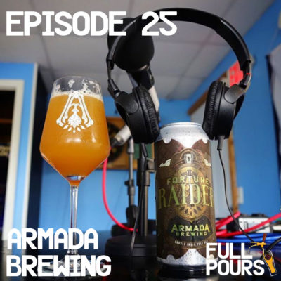 Episode 25 – Armada Brewing