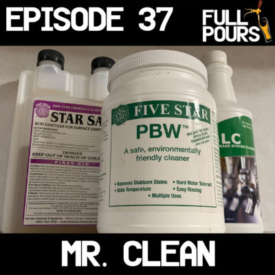 Episode 37 – Mr. Clean